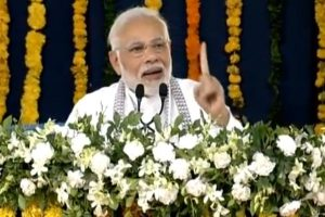 Houses to women a Rakshabandhan gift, says PM Modi in Gujarat