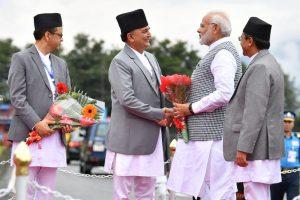 PM Modi reaches Nepal to attend BIMSTEC Summit