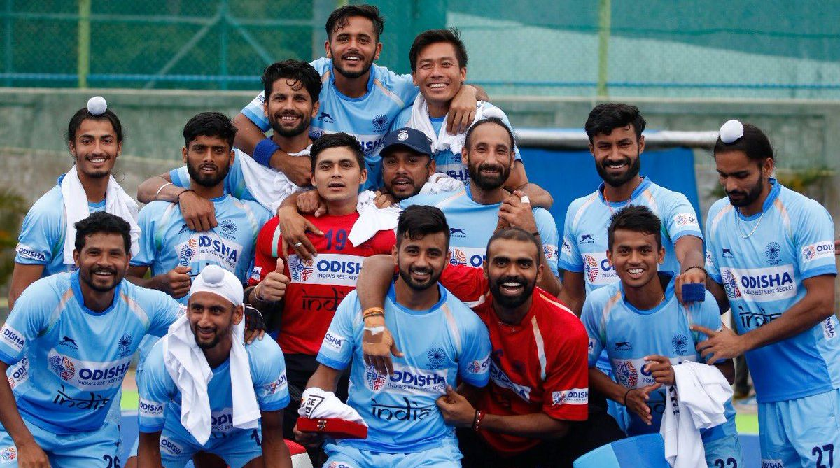 Asian Games 2018| India will aim for gold, says Indian hockey skipper PR Sreejesh