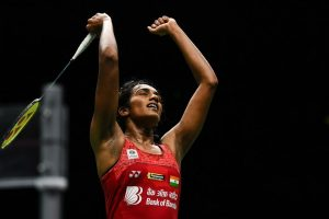 Sindhu enters quarters, Praneeth bows out of French Open