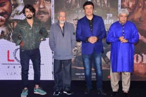 Anu Malik praises Paltan director JP Dutta at music event