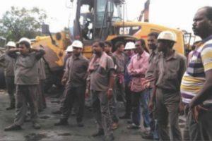 Stir by helpers hamper cargo handling in Paradip Port