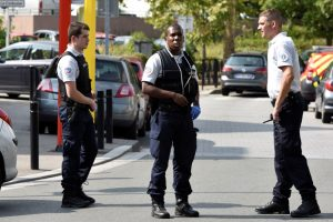Paris knife attack: Two killed, assailant dead