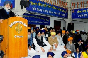 SAD cries conspiracy as Ranjit Singh commission puts Parkash Singh Badal in dock