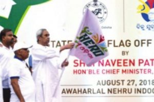'Mu Hero, Mu Odisha' campaign'