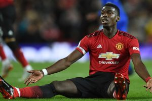 Proud Pogba happy to repay trust as Man Utd captain