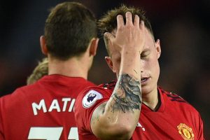 Manchester United vs Tottenham Hotspur: Red Devils defender suffers injury