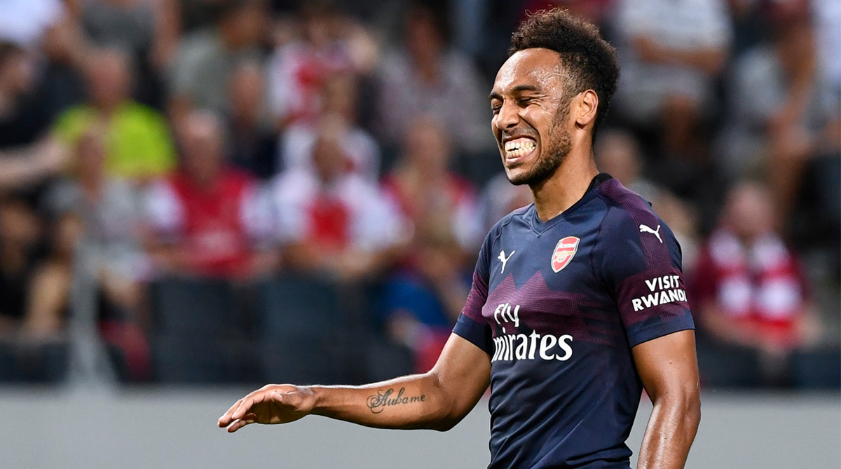 Arsenal vs Manchester City, Premier League, Team News, Lineups, Arsenal F.C., Manchester City F.C., Pep Guardiola, Unai Emery, Emirates Stadium, Pierre-Emerick Aubameyang