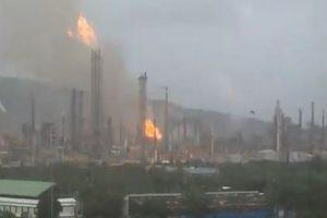 Mumbai: 43 injured in fire at Bharat Petroleum refinery
