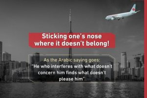 Saudi youth group threatens Canada with 9/11 poster amidst diplomatic row