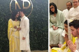 Priyanka Chopra, Nick Jonas are officially engaged | See photos