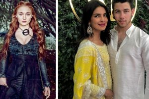 'Sansa Stark' sends her regards to Priyanka Chopra