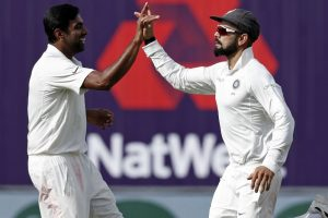 Batsmen can take the game away from Australia: Ravichandran Ashwin