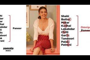 Zomato compares paneer to 'versatile Radhika Apte', check out Netflix response