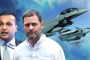 Political games over the Rafale deal