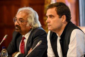 RSS is similar to Muslim Brotherhood: Rahul Gandhi in UK