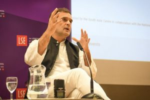 Vijay Mallya met BJP leaders before fleeing India, claims Rahul Gandhi