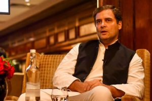 Perpetrators of anti-Sikh riots should be punished: Rahul Gandhi