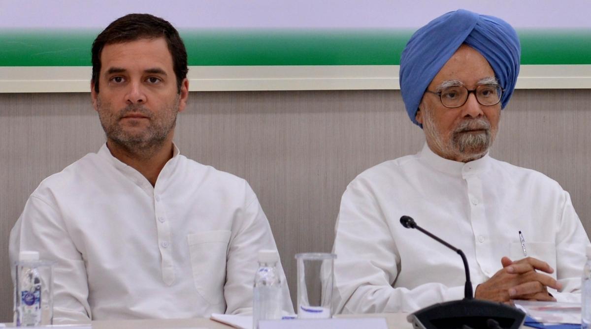 Rahul Gandhi, Congress President, Madhya Pradesh polls, Madhya Pradesh elections, Kamal Nath, Jyotiraditya Scindia, Digvijaya Singh