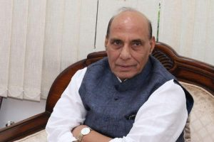 Naxalism came down to eight districts: Home Minister Rajnath Singh
