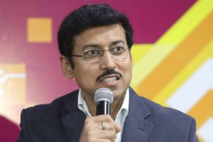 Union Minister Rathore strongly condemns Naxal attack in Chhattisgarh