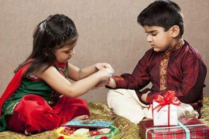 Indulge in the celebration of Raksha Bandhan