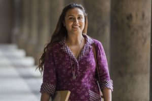 Rani Mukerji to promote Hichki in China