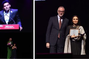 IFFM Awards: Rani Mukerji wins best actress, Manoj Bajpayee wins best actor | Check the list of winners