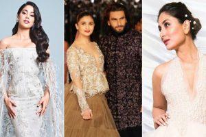 Takht: Ranveer Singh, Alia Bhatt, Kareena Kapoor, Janhvi Kapoor in Karan Johar's directorial