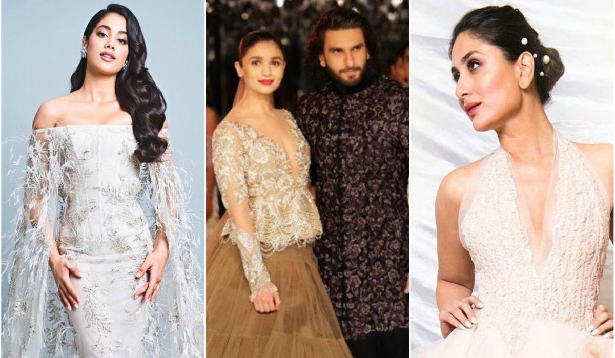 Ranveer Singh, Alia Bhatt, Kareena Kapoor, Janhvi Kapoor