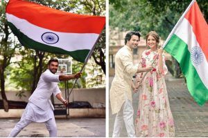 72nd Independence Day | B-town celebs wish fans