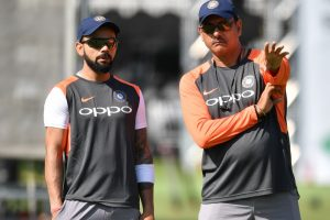 Ravi Shastri doesn't care about trolls at all: Virat Kohli