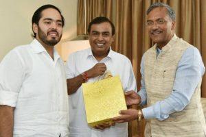 U'khand CM in Mumbai to woo investors