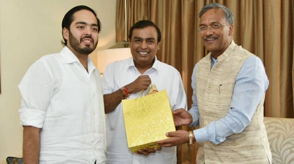 Trivendra Singh Rawat, Uttarakhand, Destination Uttarakhand-Investors Summit, Reliance Industries,Mukesh Ambani,Narendra Modi, Utpal Kumar Singh
