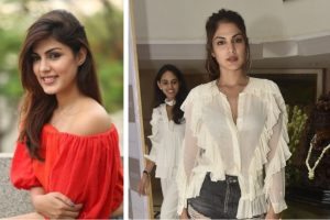 Rhea Chakraborty to turn showstopper for Urvashi Joneja