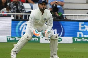 India vs England: Rishabh Pant scripts history on his Test debut