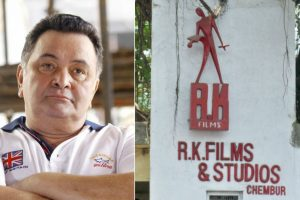 Iconic RK Studio to be sold: Rishi Kapoor
