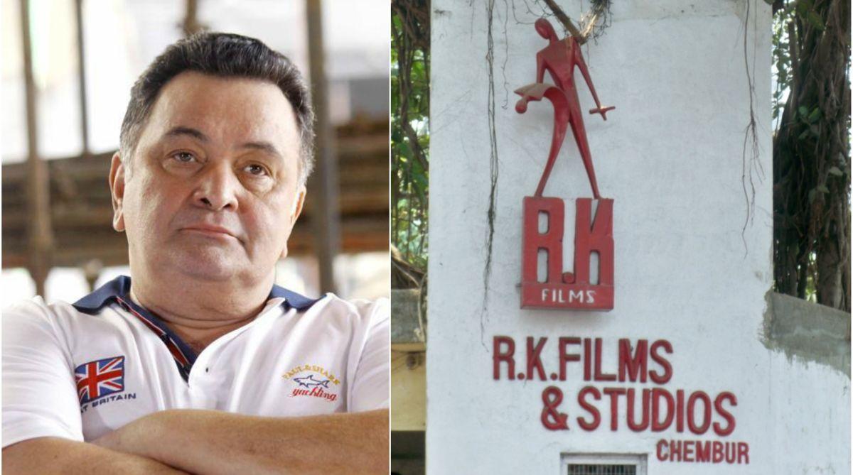 Rishi Kapoor, RK Studio