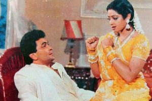 Rishi Kapoor fails to recognise Sridevi, faces backlash on Twitter