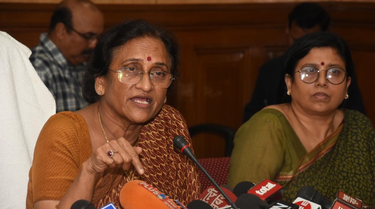 UP minister Rita Bahuguna Joshi