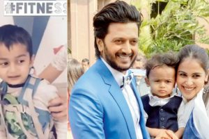 Taimur, Yash, Roohi, Laksshya, Ahil get a fitness challenge from Riteish-Genelia's son Rahyl