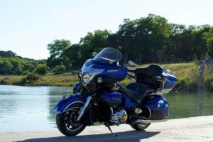 Indian Roadmaster Elite available on per order basis in India
