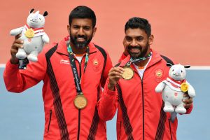 Asian Games 2018: Rohan Bopanna, Divij Sharan bring home gold for India