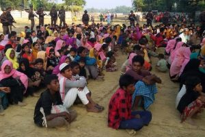 Rohingya plight: 12 families shifted to camp in N-24 pgns