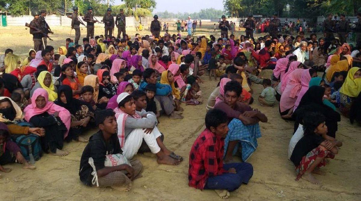 Rohingyas, Indian citizens, Rohingyas India, Aadhaar Card,