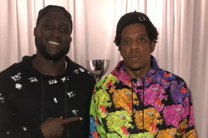 Watch: Starstruck Manchester United forward Romelu Lukaku meets rap icon Jay-Z