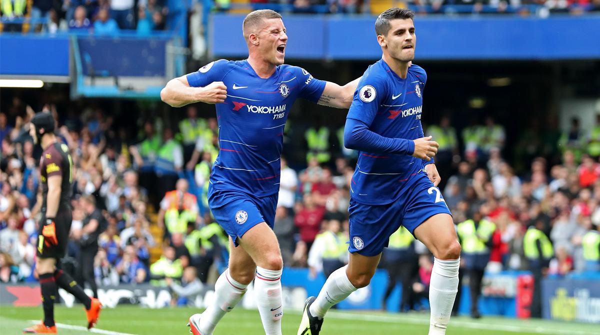 Ross Barkley, Chelsea F.C., Premier League, Maurizio Sarri, England Football, Chelsea News, Alvaro Morata