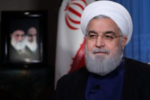 Hassan Rouhani blasts US-led sanctions as 'economic terrorism'