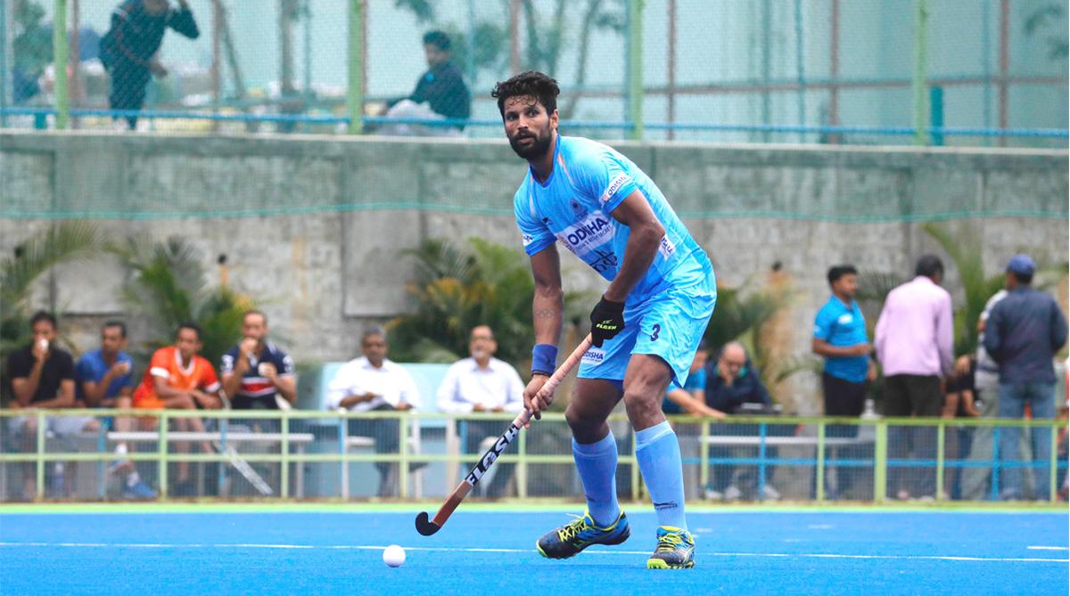 Asian Games 2018, Asian Games, Hockey India, Indian Men's Hockey Team, India vs Hong Kong-China, PR Sreejesh, Rupinder Pal Singh