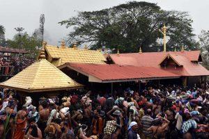 Supreme Court reserves order in Sabarimala temple case